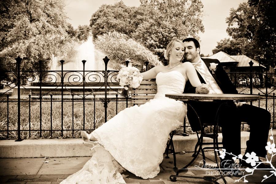 Philadelphia Wedding Photography Crystal Tea Room – Lauren & Mike