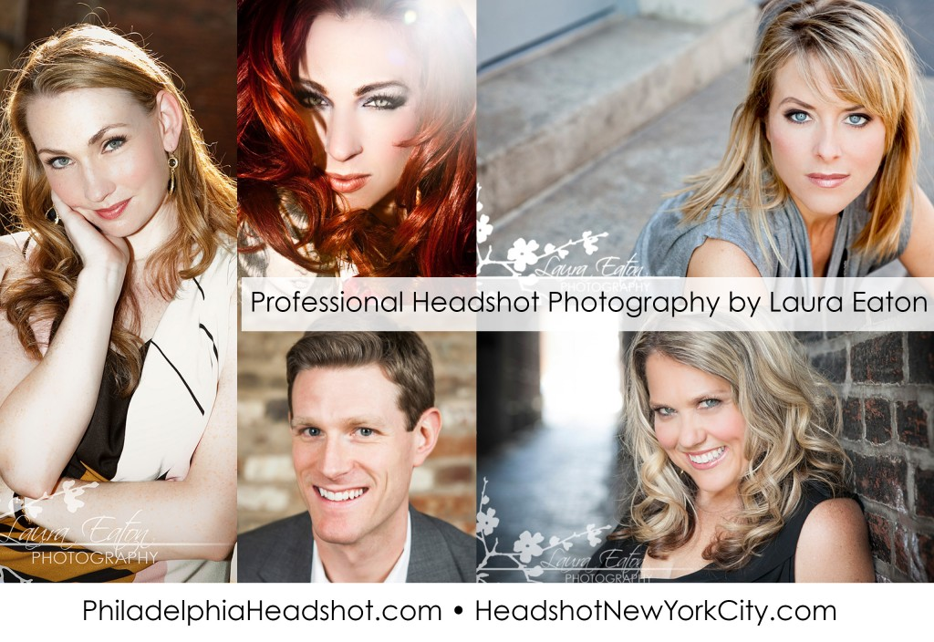 Philadelphia and New York City Headshot Photography Expert Laura Eaton