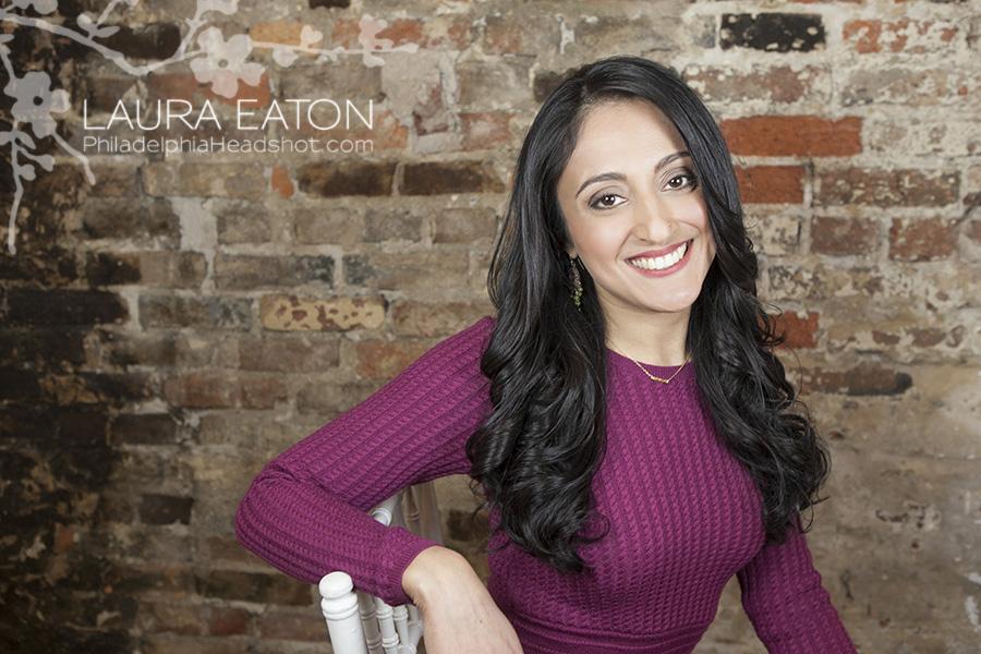 Facilitator, Coach & Choreographer Shrooti Singh – Philadelphia Headshot Photography by Laura Eaton