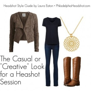 Fashion and Style Guide for Headshot Photography Sessions