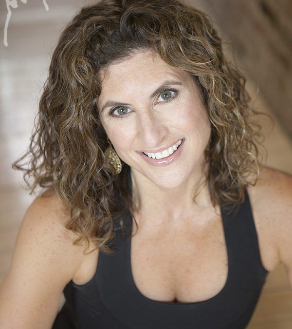 Philadelphia Headshot session with fitness instructor Karyn Pless