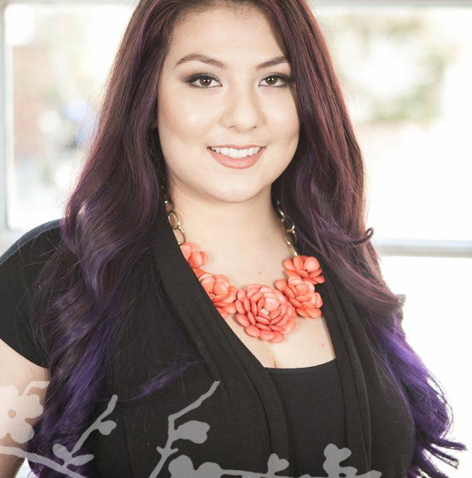 Philadelphia Headshot Photographer Laura Eaton documents makeup artist Aleksandra Ambrozy