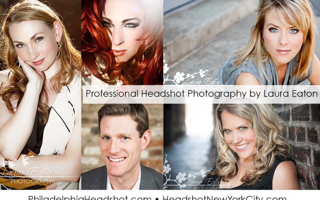 Philadelphia Headshot Mini Sessions by Laura Eaton Photography